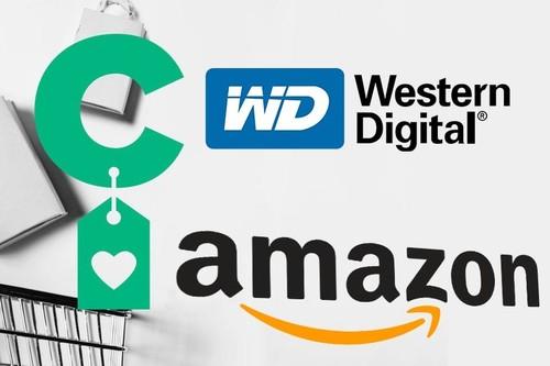 Discos duros de sobremesa y portátiles y NAS de Western Digital rebajados en Amazon, para solucionar tus problemas de almacenamiento por menos dinero