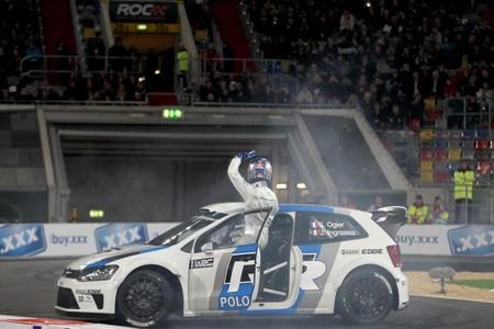 Sébastien Ogier se prepara para el asfalto compitiendo en la Scirocco Cup