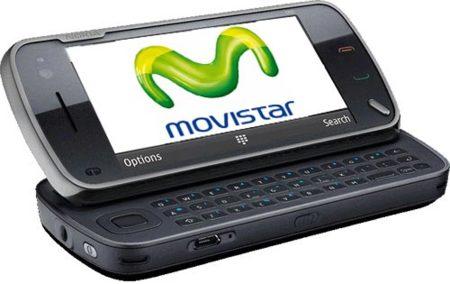 Nokia N97 a la venta en España con Movistar