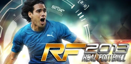 Real Football 2013 ya disponible para Android