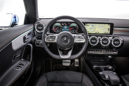 Mercedes Benz Cla 2020 11