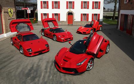 Ferrari Hyperautos