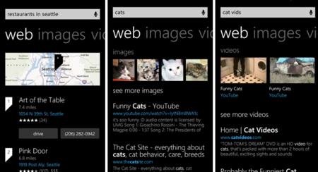 Bing para Windows Phone 8 se vuelve más inteligente con nuevas características