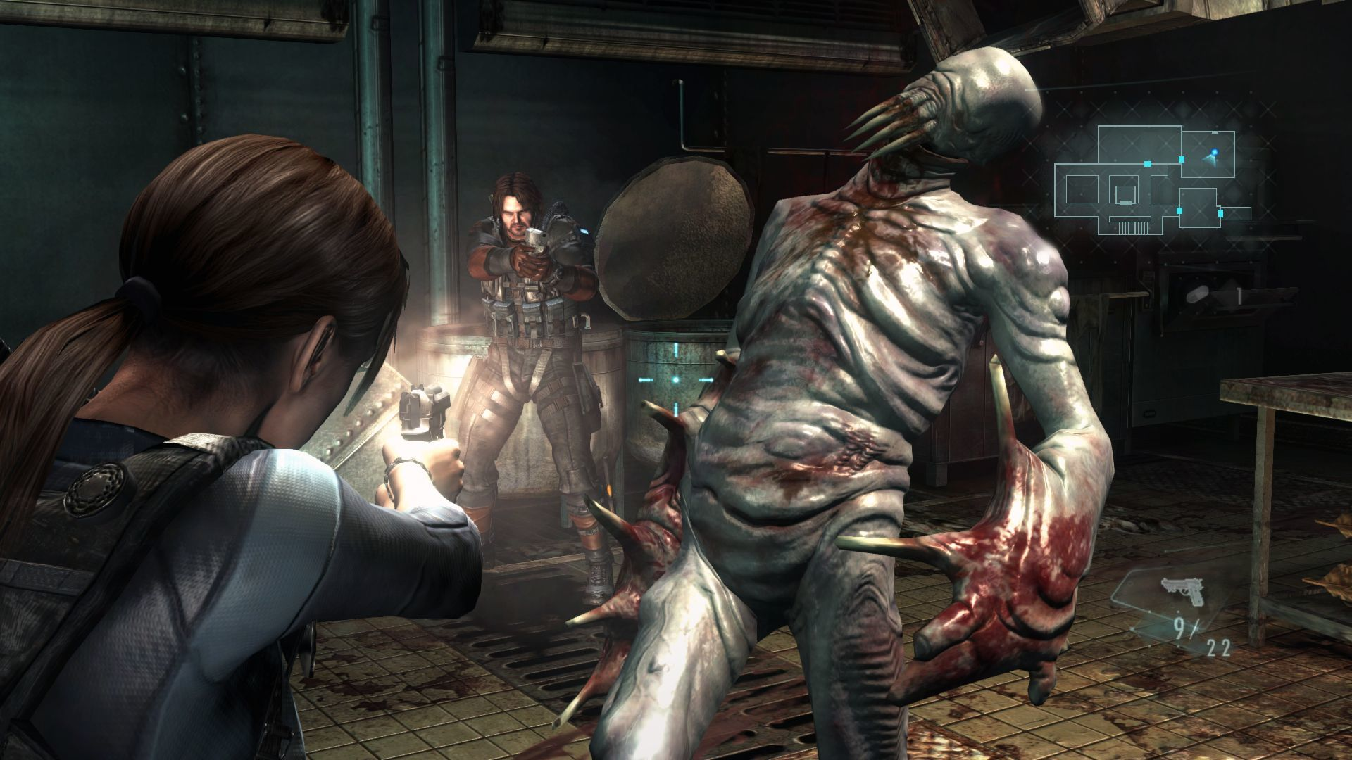 Foto de Resident Evil Revelations (17/18)