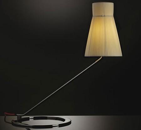 Audrey de Roberto Lazzeroni para Luminara, la lámpara más estilizada