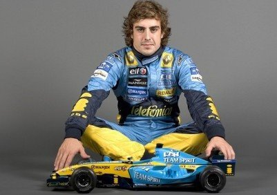 "Fernando Alonso: ""Yo fui el mejor"""