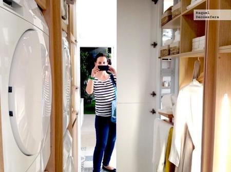 El lavadero del espacio de Linea 3, uno de los rincones más visitados de Casa Decor Madrid 2014