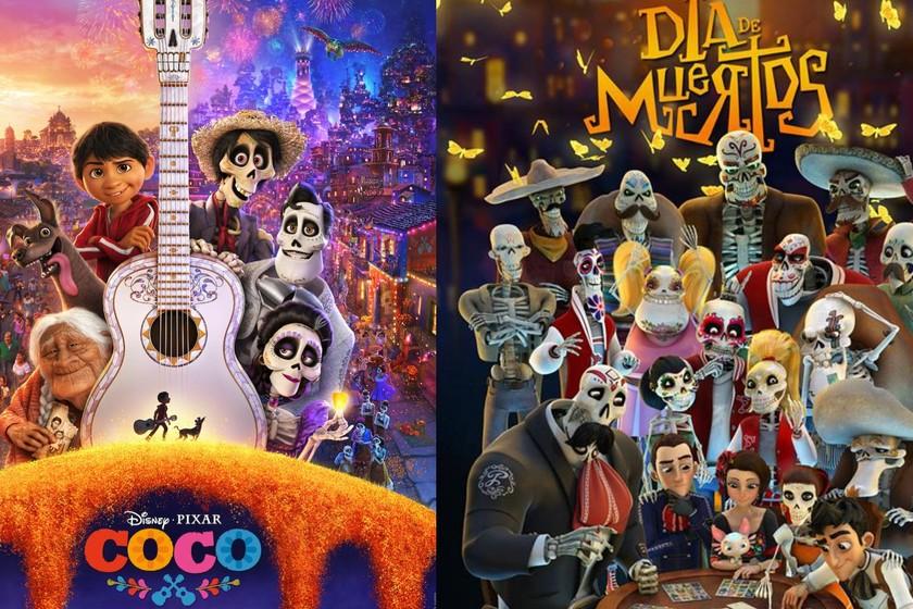 Día De Muertos La Película 100 Mexicana Que Nació Antes Que Coco Y Será Eclipsada Por Disney