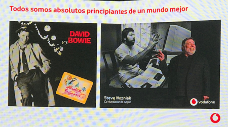 Steve Wozniak será el protagonista del anuncio