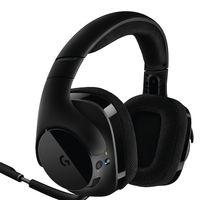 Logitech trae sus audífonos G533 Wireless Gaming a México