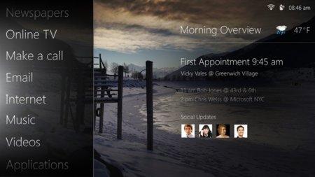 Macallan, una novedosa y atractiva interfaz para tablets con Windows 7