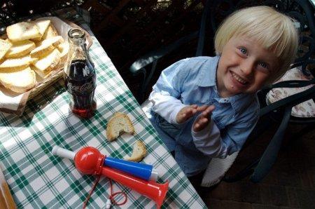 Consejos para que los niños autorregulen adecuadamente lo que comen