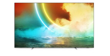 Tv Philips 55quot 55oled705 Uhd Oled Android Ambil P5