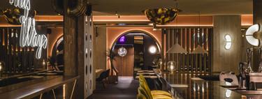Ochenta grados abre un nuevo local en paseo de la Castellana de Madrid con los dorados años 80 como punto de partida en su sorprendente diseño
