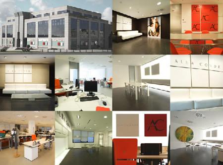 Nuevo centro de diseño de Alba Conde en A Coruña