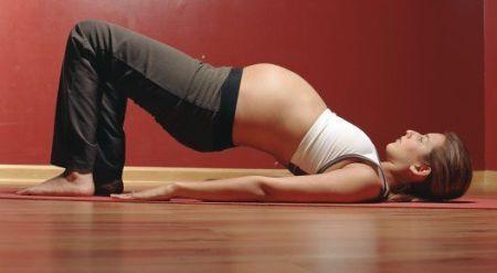 Ejercicio en el embarazo para evitar el peso excesivo del bebé