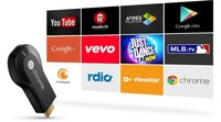 Google y su Chromecast le arrebatan terreno a la Apple TV