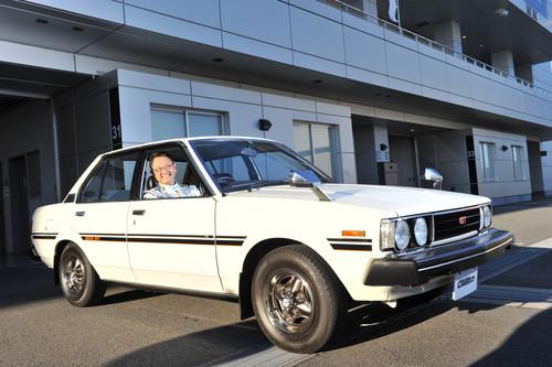La historia de Akio Toyoda, el CEO de Toyota que de niño quería ser conductor de taxi