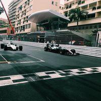 Los Rosberg vuelven a la acción por un día en Mónaco