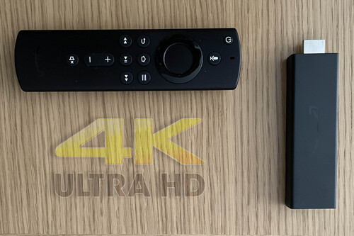 Cómo forzar la resolución UHD 4K al reproducir streaming compatible en el Amazon Fire TV