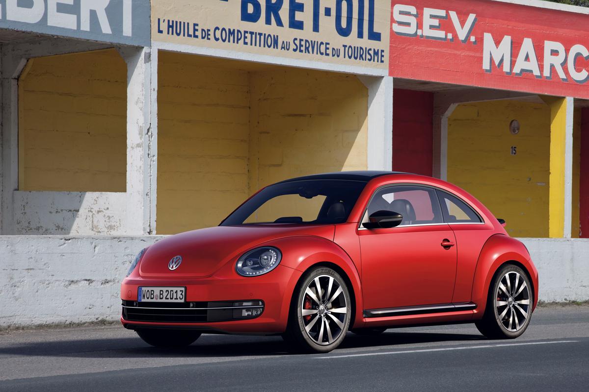 Foto de Volkswagen Beetle (3/11)