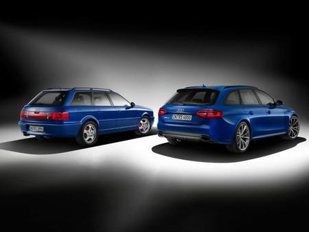 Audi RS 4 Avant Nogaro, ¿el RS2 del Siglo XXI?