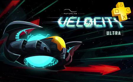 'Velocity Ultra' llega a la colección de PS Plus acompañado de  un montón de descuentos