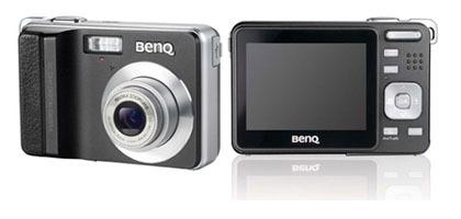C840, la nueva compacta de BenQ