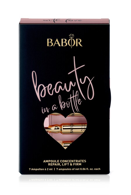 Babor Gold Collection Ampoule Box Front