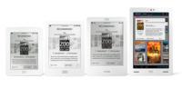 Kobo lanza tres nuevos eReaders