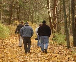 Caminar, el deporte más sano