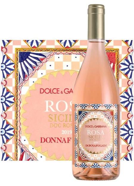 Dolce Gabbana Incursiona En El Mundo De Los Vinos Con Donnafugata Celebrando Su Amor Por Sicilia