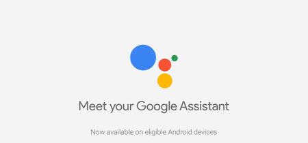 Google Assistant comienza a llegar hoy: estos son los requisitos para que funcione