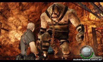 Resident Evil 4 para PS2 en imágenes