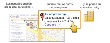Pon a tu empresa en Google Maps