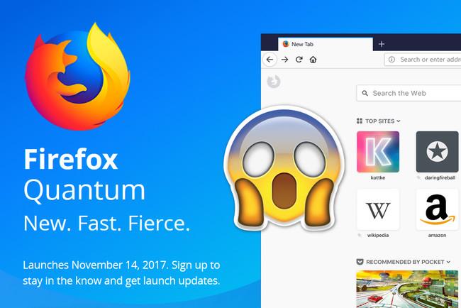 Firefox Quantum Extensiones No Compatibles Grito