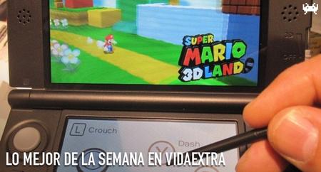 La Nintendo 3DS XL, tormentas de arena, y juegos para el verano. Lo mejor de la semana en VidaExtra (I)