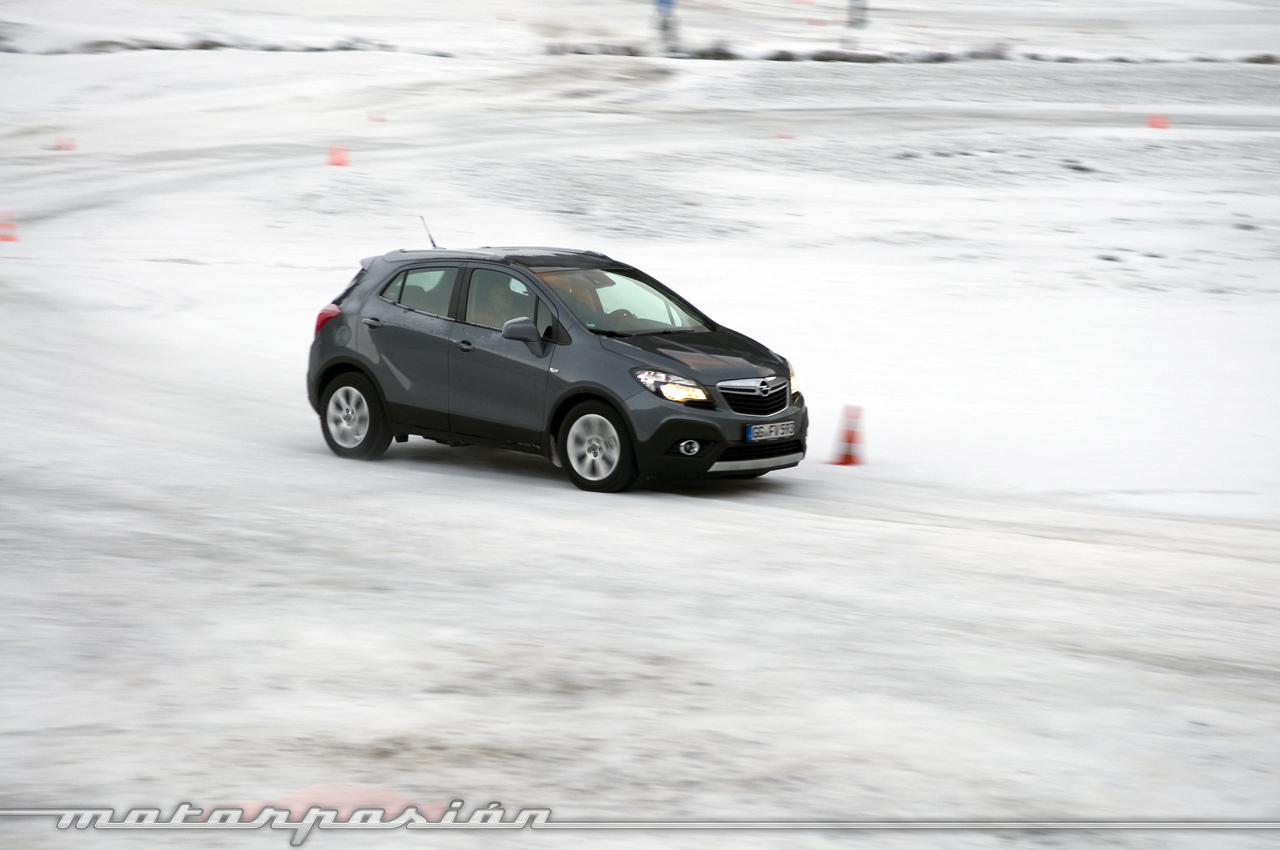 Foto de Opel Winter 4x4 (10/31)