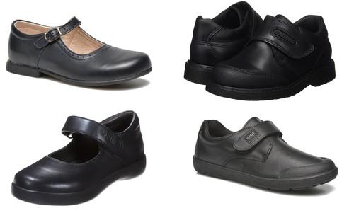 8 zapatos colegiales negros para niños y niñas: volver al cole de estreno sin gastar mucho dinero