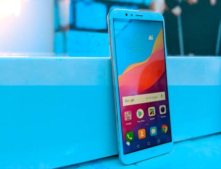 Honor 7A: la gama media más modesta presume de pantalla 18:9 y Android Oreo de serie