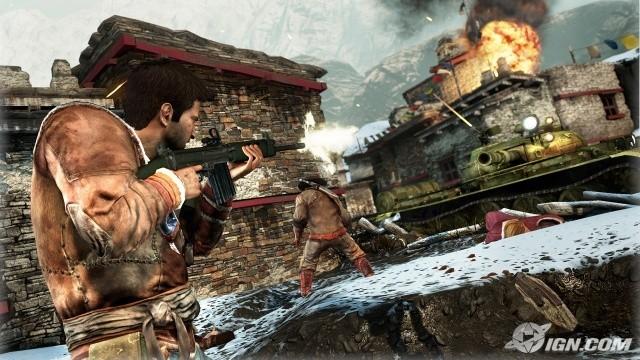 Foto de 'Uncharted 2: Among Thieves', nuevas imágenes (6/7)