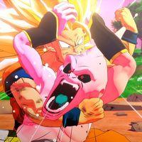 Goku muerde y desata su Ataque del Dragón en el nuevo set de imágenes de Dragon Ball Z: Kakarot