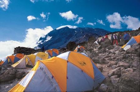 Kilimanjaro High Camp