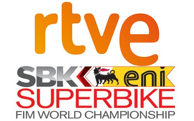 RTVE se hace con los derechos de retransmisión de SBK