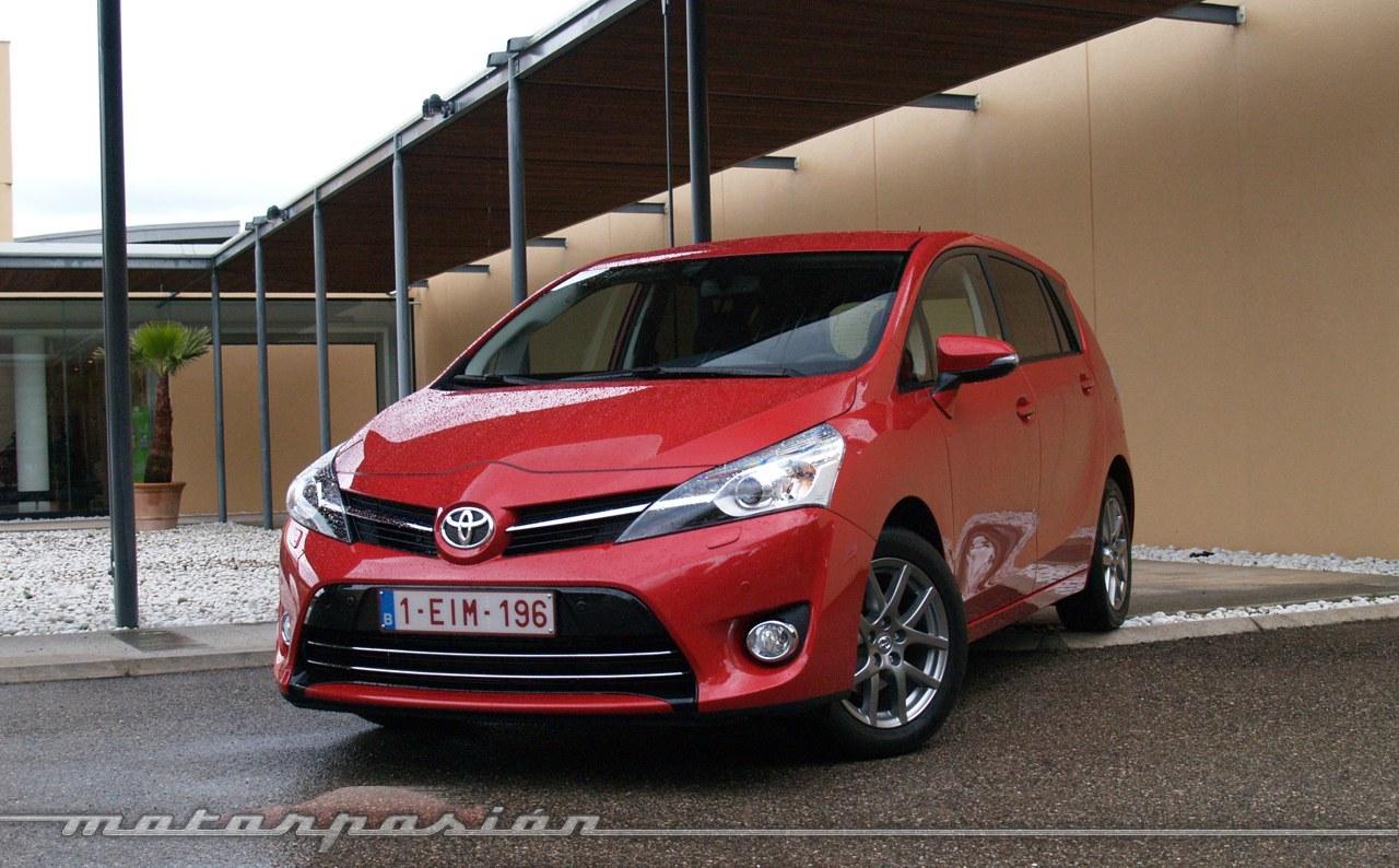 Foto de Toyota Verso 2013 (presentación) (12/21)