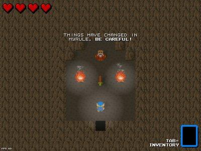 Un genio ha creado el homenaje perfecto a 'Zelda': una hermosa versión gratuita de 'Breath of the Wild' en 2D