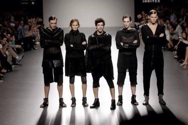 """Etxeberria primavera-verano 2014: la moda masculina española se escribe con """"E"""""""