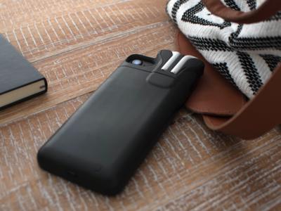 Esta nueva funda puede cargar al mismo tiempo tanto tu iPhone como tus AirPods