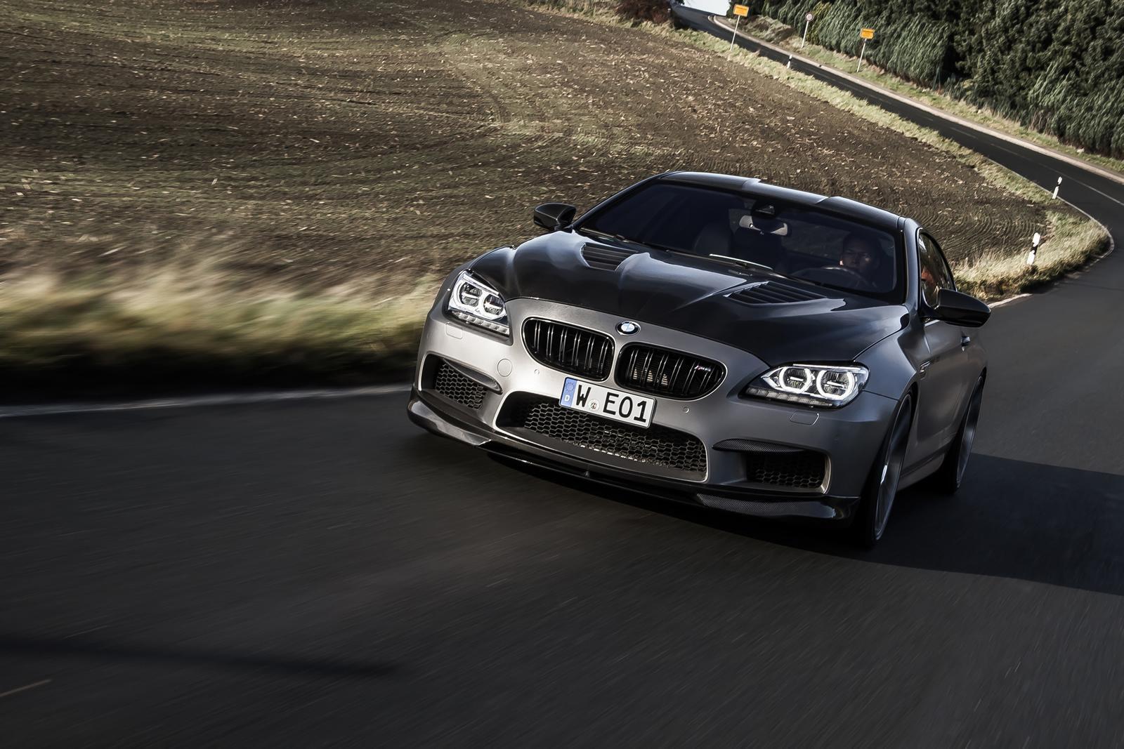 Foto de Manhart Racing BMW M6 Coupé MH6 (5/10)