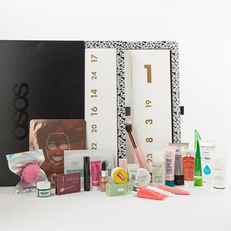 Calendario De Adviento Maquillaje.El Calendario De Adviento De Asos Lo Tiene Todo Para Cuidarte Y